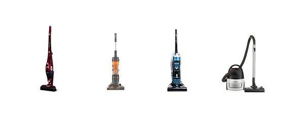 Best Vacuum Cleaners Under 100 UK