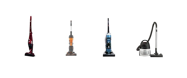 Best Vacuum Cleaners Under 100 UK