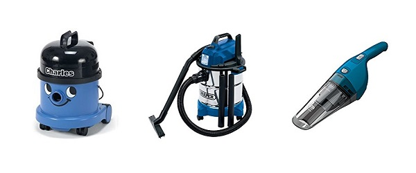Best Wet and Dry Vacuum Cleaners UK