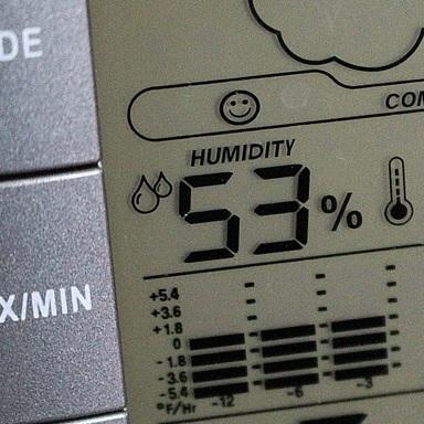 Humidity level