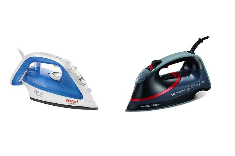 Steam Irons Under 50 Pounds