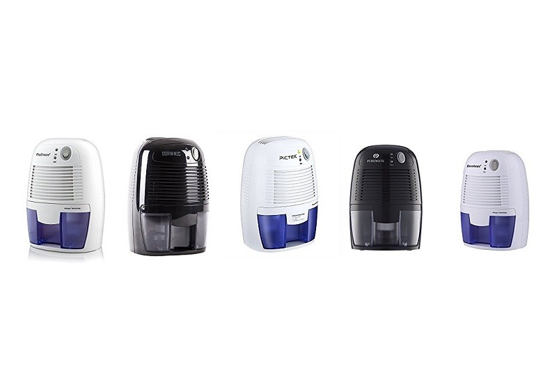 Best Dehumidifiers Under 50 Pounds
