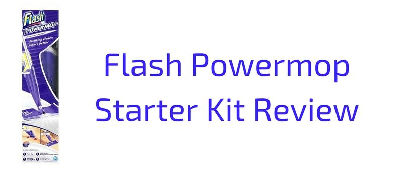 Flash Powermop Starter Kit Review
