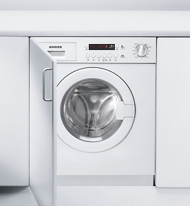 HOOVER HWB814DN1 Integrated Washing Machine