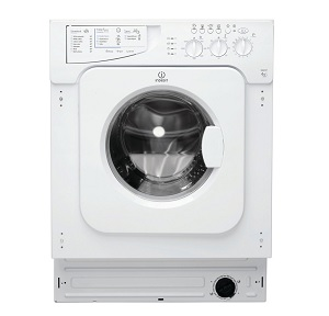 INDESIT IWME127 Integrated Washing Machine
