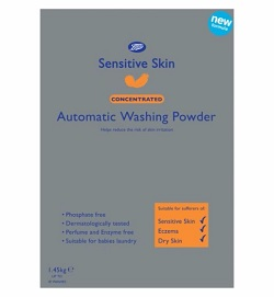 Boots Sensitive Skin Concentrated Automatic Washing Powder