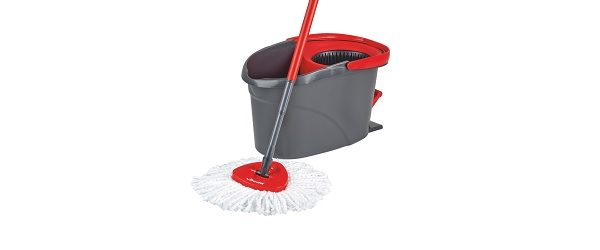 Vileda Easy Wring and Clean Microfibre Mop and Bucket Review