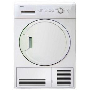 Beko DCU8230 Condenser Tumble Dryer