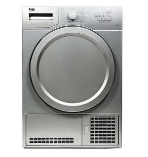 Beko DCX71100S Condenser Tumble Dryer