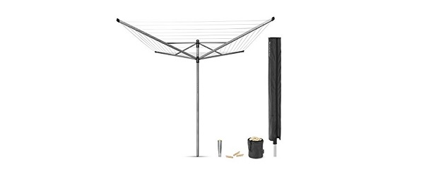 Brabantia Lift-O-Matic Rotary Airer Review