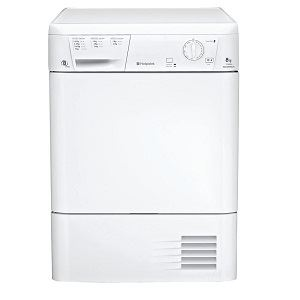 Hotpoint Aquarius TCM580BP Condenser Tumble Dryer