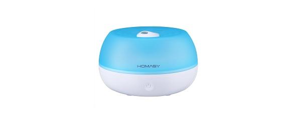VicTsing 800ml Electric Ultrasonic Humidifier Review