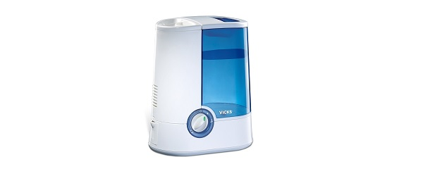 Vicks VH750 Warm Mist Humidifier Review In The Wash