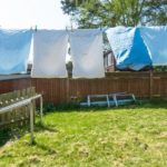 Best Washing Lines for a Small Garden in the UK