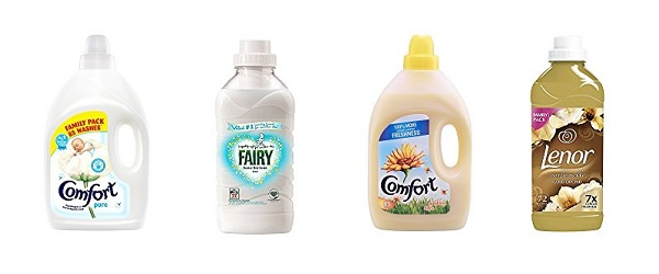 Best Smelling Fabric Conditioners