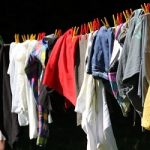 Drying Clothes Outside During Winter in the UK