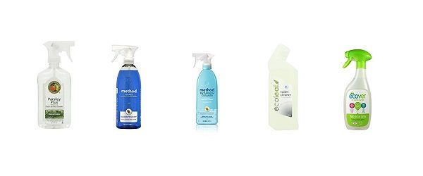 Best Non-Toxic Cleaning Products in the UK