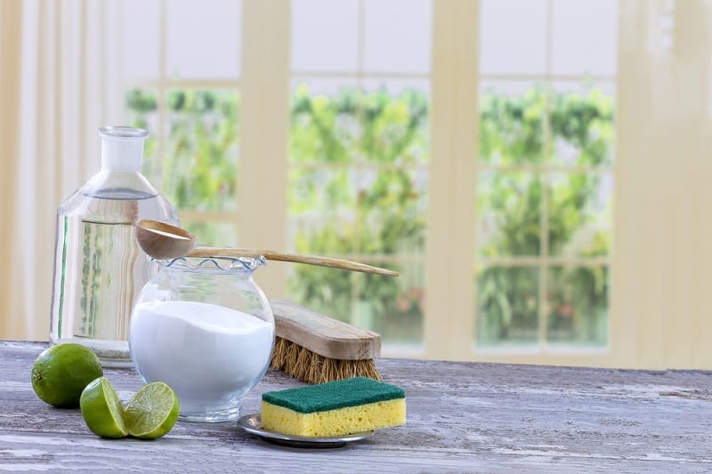 Bicarbonate of Soda and other Eco Cleaning Materials