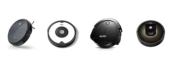 Best Robot Vacuum Cleaners UK