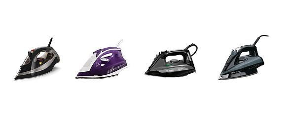 Best Steam Irons in the UK