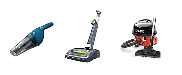Best Quiet Vacuum Cleaners UK