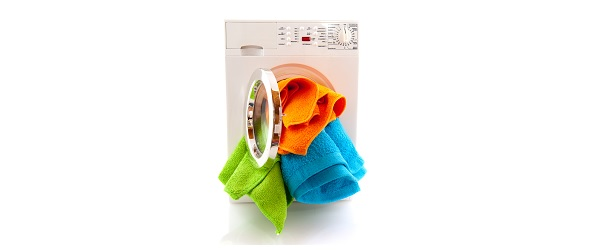 Full tumble dryer