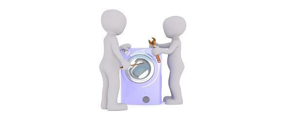 Installing a washing machine