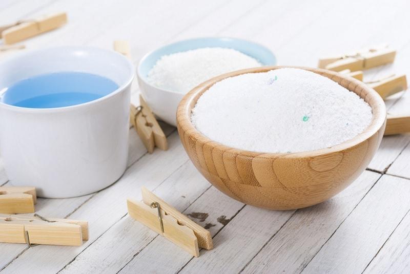 Washing Liquid And Powder