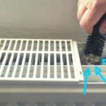 How to Clean a Radiator with a Top Grill