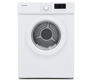 MONTPELLIER MVSD7W 7 kg Vented Tumble Dryer
