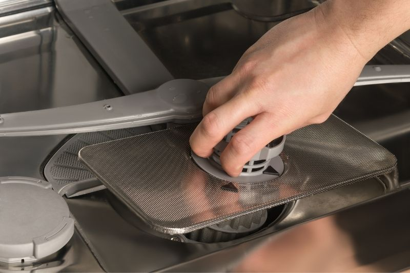 How to Unblock a Dishwasher