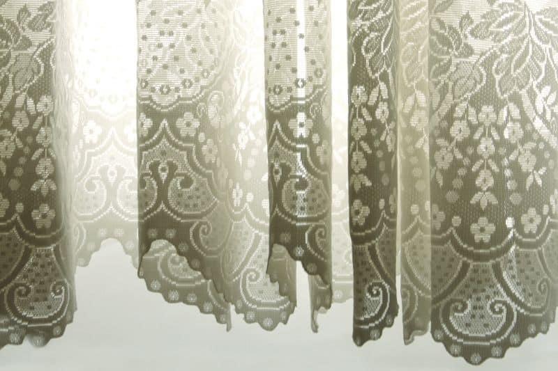 Washing Net Curtains
