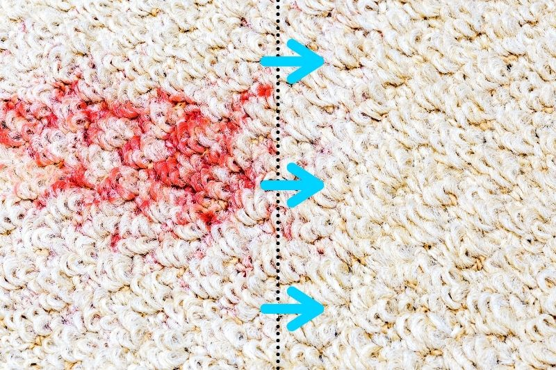 How to Get Lipstick Out of the Carpet
