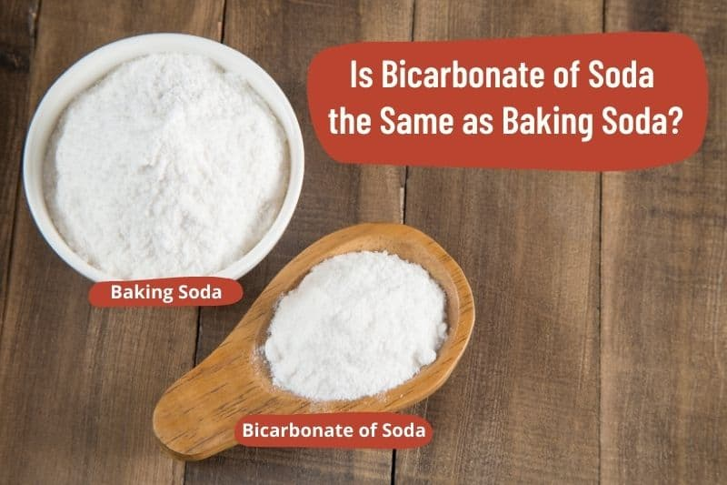Is Bicarbonate of Soda the Same as Baking Soda