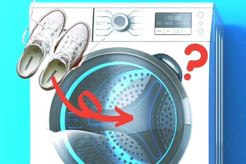 Can You Put Converse Trainers in the Washing Machine