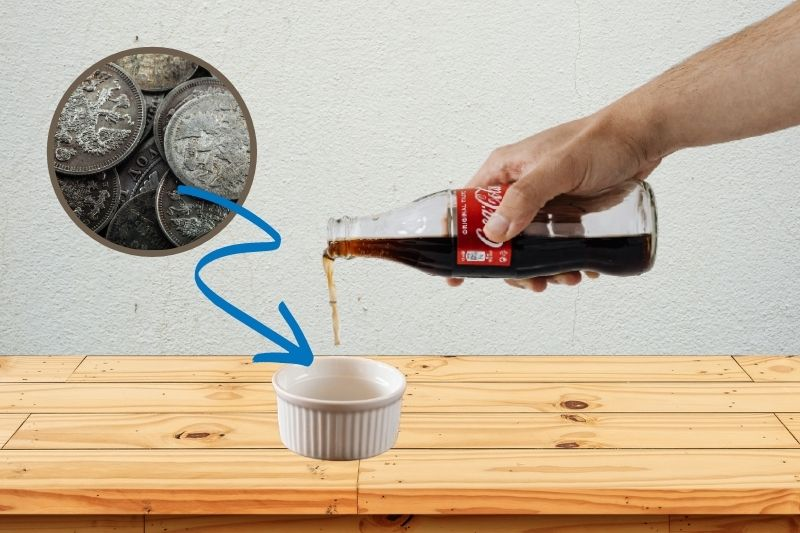 How to Clean Silver with Coke