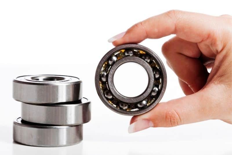 replace drum bearings
