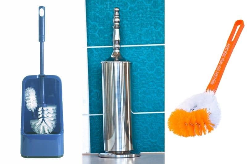 Different Types of Toilet Brush