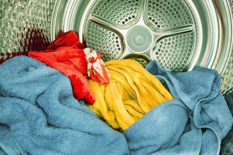 Do Not Overfill Your Tumble Dryer