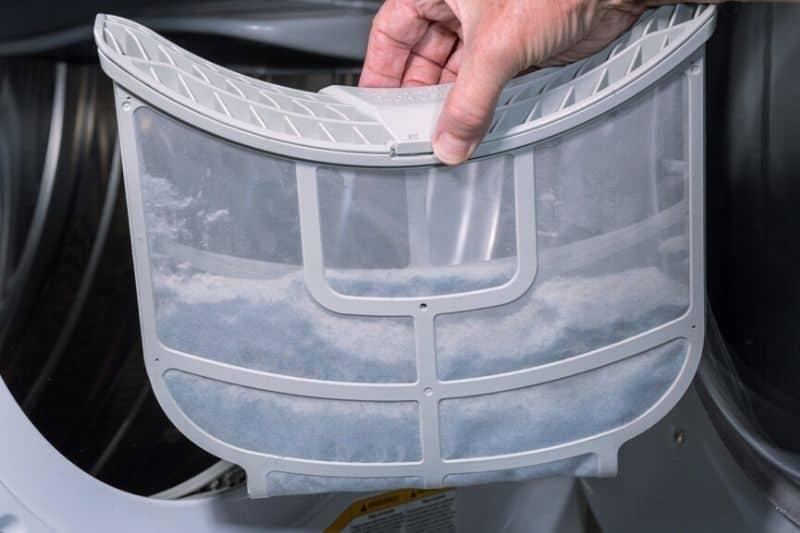 Full Tumble Dryer Filter