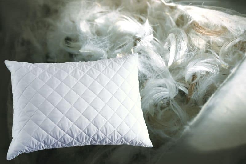 Guide to Washing Feather Pillows