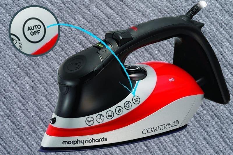 Morphy Richards Auto-Shut Off