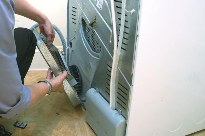Replacing Tumble Dryer Parts