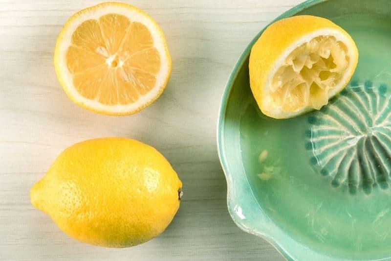 Use Lemon Juice to Clean