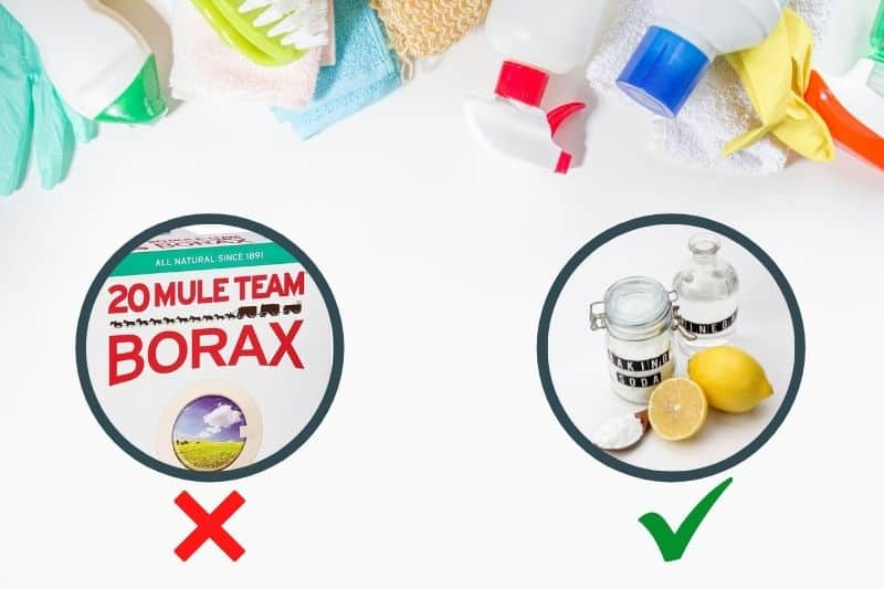 What Can You Use as an Alternative to Borax?