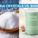 Are Soda Crystals and Borax the Same Thing?