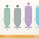 Guide to Ironing Board Sizes in the UK