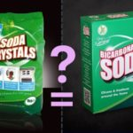 Are Soda Crystals the Same as Bicarbonate of Soda?