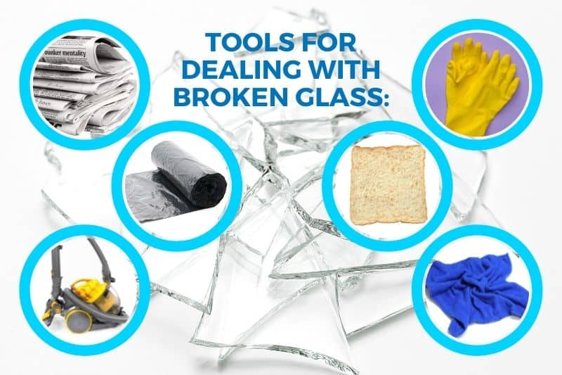 Tools for Dealing with Broken Glass