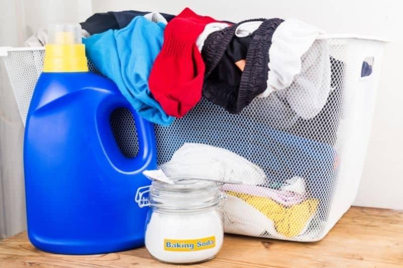 Using Baking Soda for Laundry